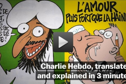While You Were Gone: Here's the Full Paris' Charlie Hebdo's Story in a 3 mins Video