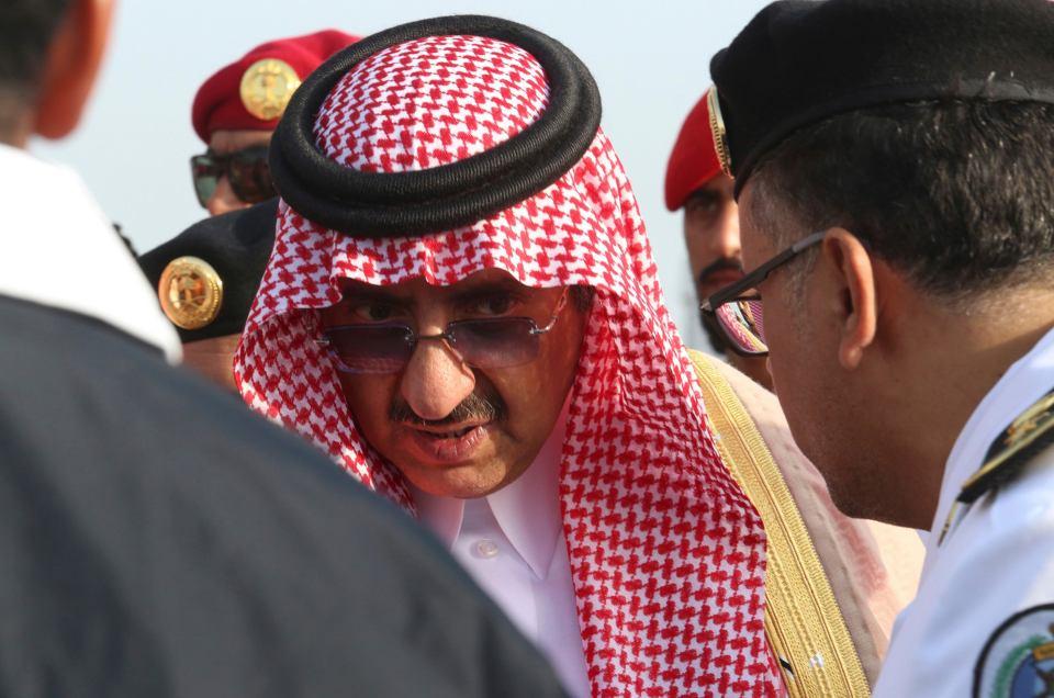 محمد بن نايف بن عبدالعزيز آل سعود