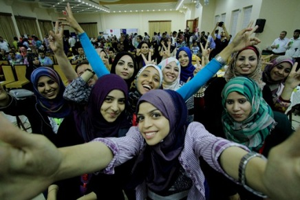 Desperation breeds innovation: women thriving in Gaza's start-up scene