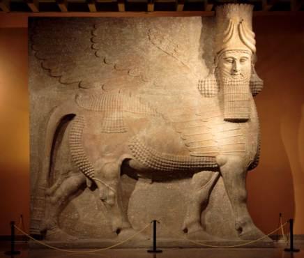 بالصور: تعرف على المواقع الأثرية التي دمرها القتال في سورياوالعراق