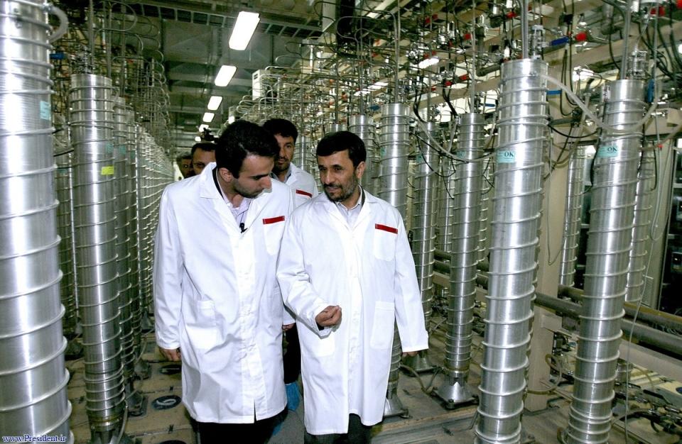 2008-Iran-centrifuges-Natanz