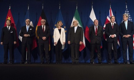 عالسريع: 8 محاور تشرح الاتفاق النووي بين إيران والدولالكبرى