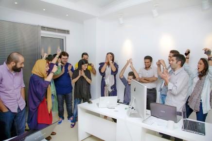 تعرف على أول 10 مشاريع تكنولوجية إيرانية تدخل برامج تحفيز الشركاتالناشئة