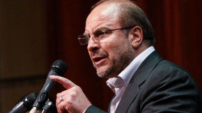 عمدة طهران محمد باقر غاليباف