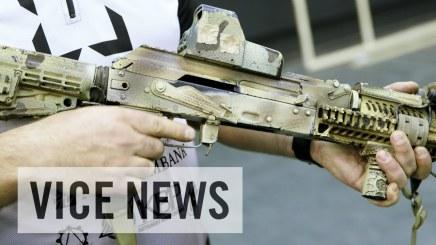 Rebranding the AK-47: A Weapon ofPeace
