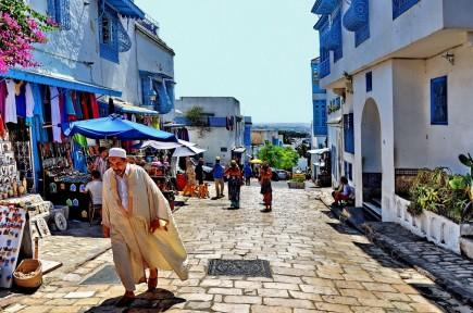 تونس بعد الثورة: عودة السياحة لبلدجميل