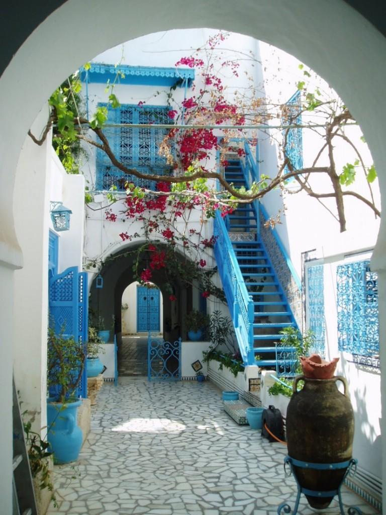 Un pueblo de Tunez (1)