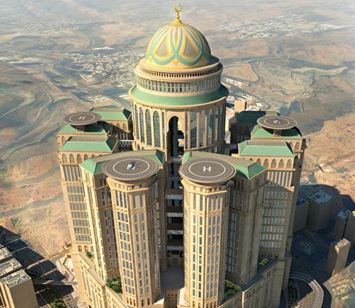 أبراج كدي المزمع افتتاحها عام 2017