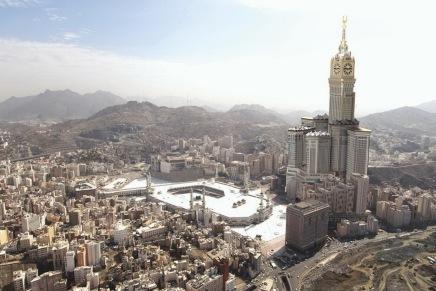 هل طغت مباني مكة الشاهقة على التجربة الإيمانيةفيها؟