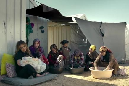 """هل استغلت """"زين للاتصالات"""" معاناة اللاجئين السوريين لإبراز علامتهاالتجارية؟"""