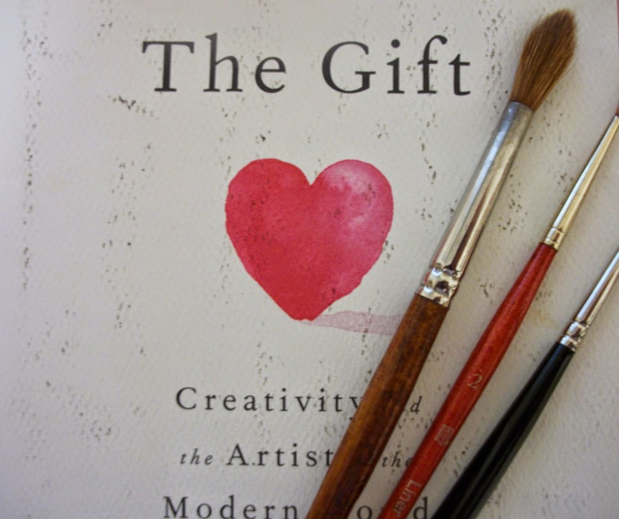Cover - The Gift