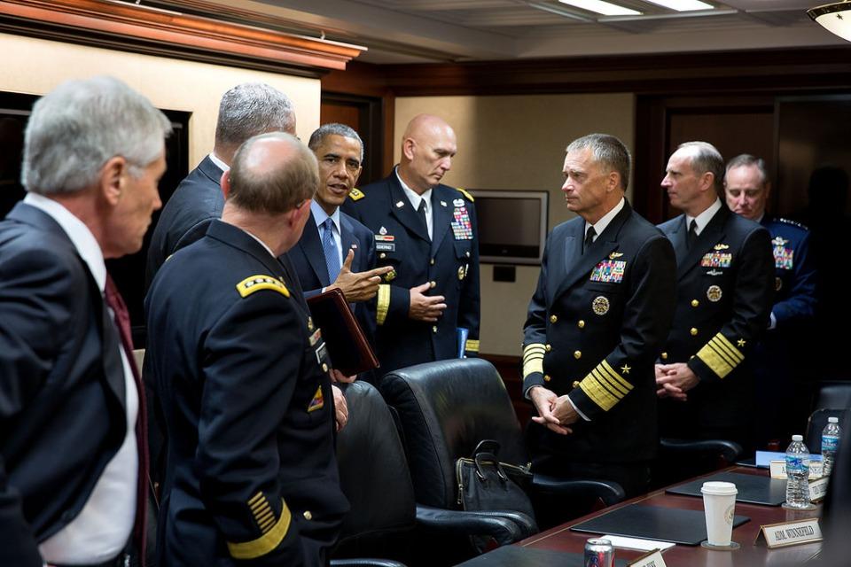 Obama Generals
