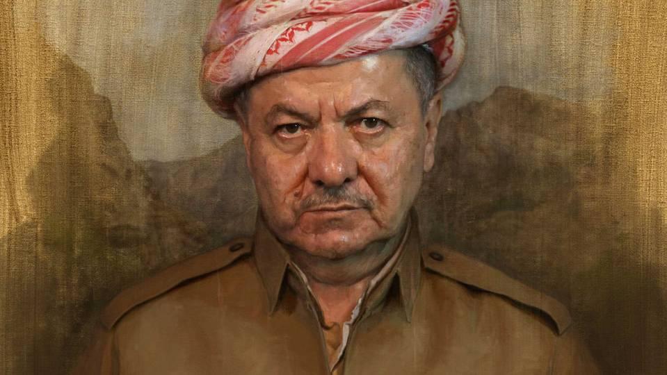 kurds barzani iraq