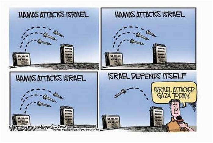 israeli cartoon