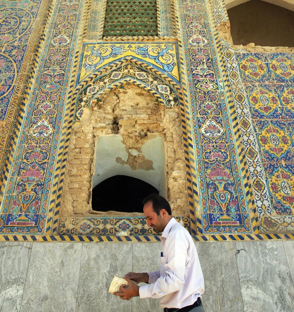 Najaf Mosque