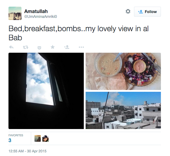 bombs and breakfast