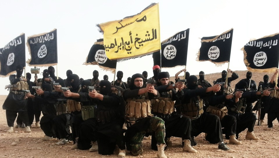 isis formation