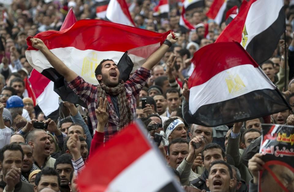 egypt jan 25