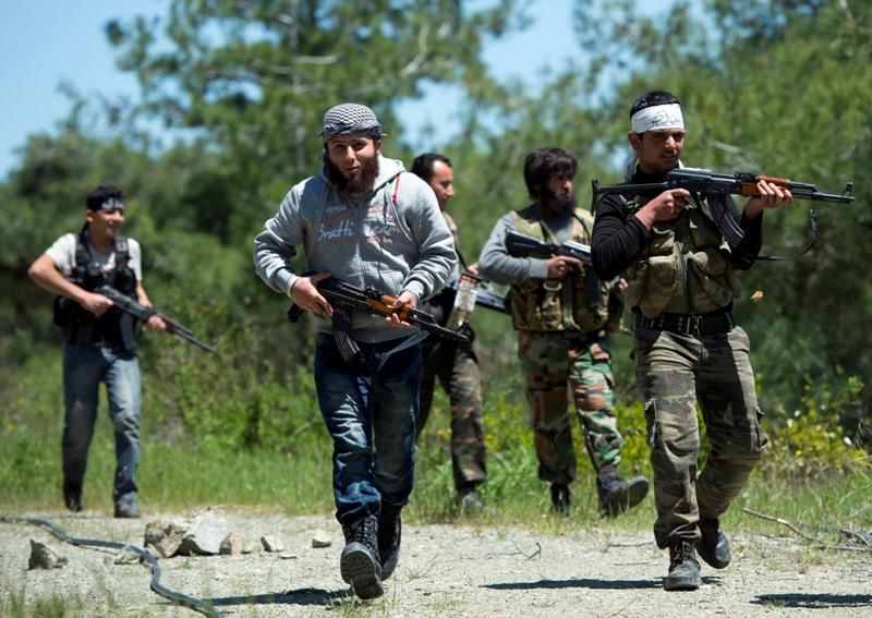 muslim fighters