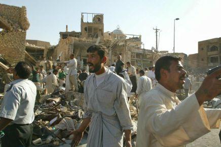 الانفجار الذي أشعل الحرب الطائفية في الشرقالأوسط