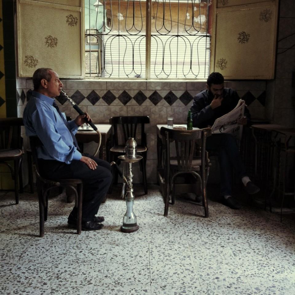 cairo coffee shop