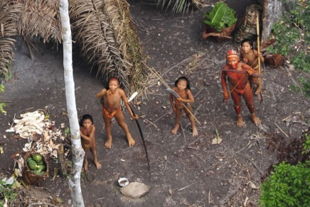 نقاش: هل يحق لنا كسر عزلة القبائل البدائية في الأمازون والاتصالبها؟