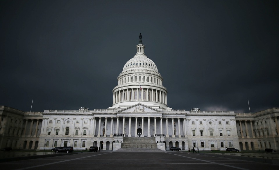 Congress Capitol Future of Democracy