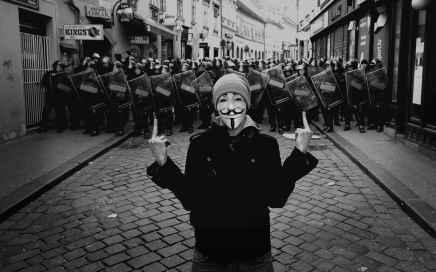 Power to the People: كيف غيرت أنونيموس مفهوم الاحتجاج فيالعالم؟