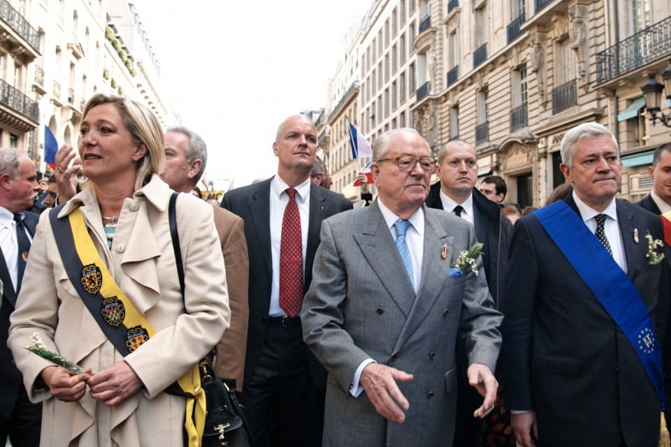 front national right wing france