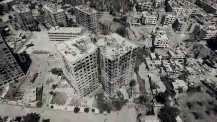 مدن الأشباح: تصوير جوي يظهر مدى الدمار فيسوريا