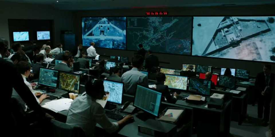 intelligence agencies centcom
