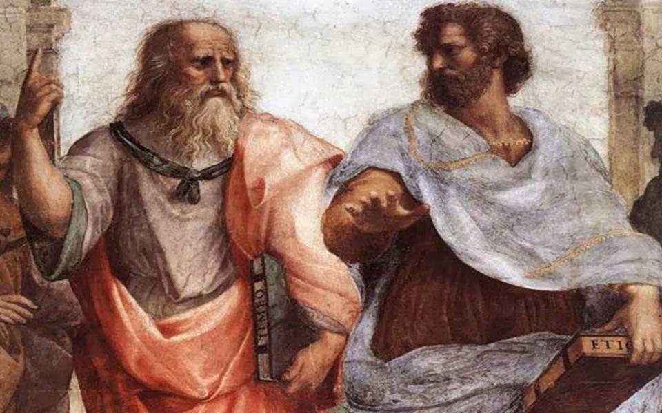 لماذا أقوم بتدريس أفلاطون للسباكين؟