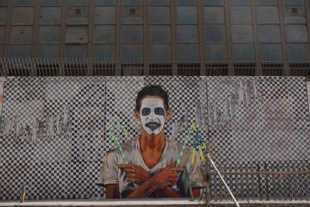 """صور: مع هدم """"سور محمد محمود"""" جولة عبر فن الغرافيتي فيمصر"""