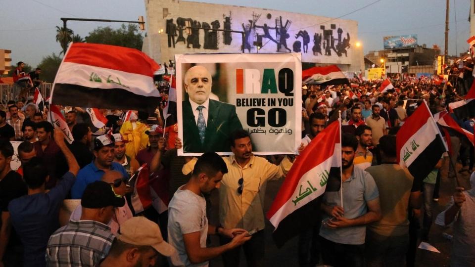 iraqi protest abide