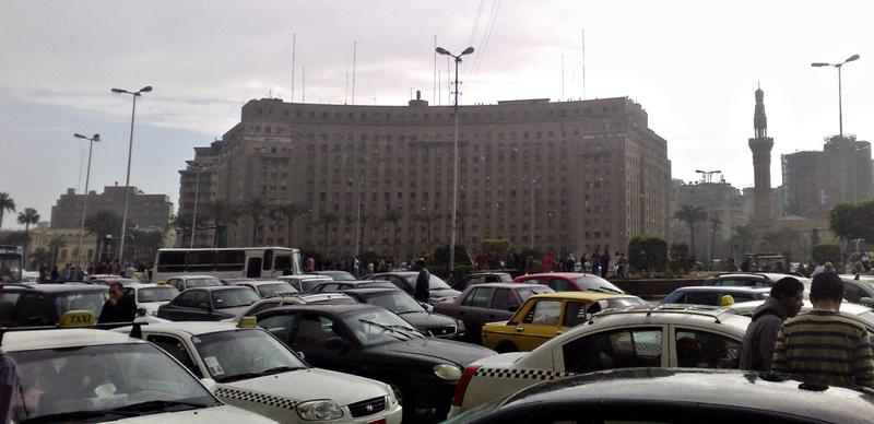مجمع التحرير بالقاهرة