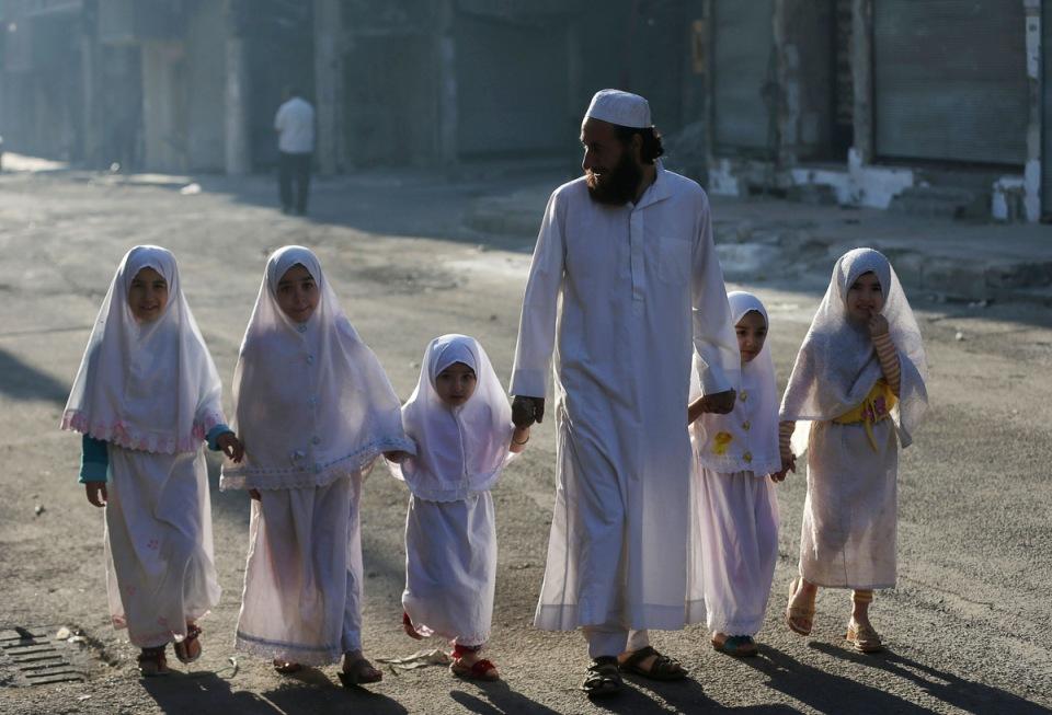 islam muslim children