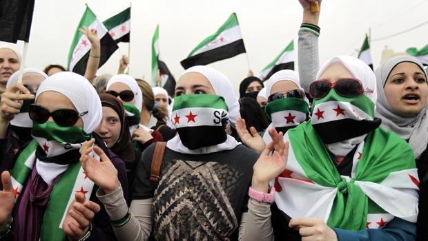 Syria_women