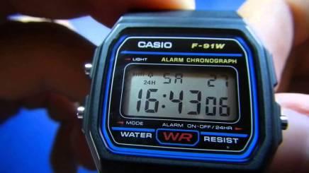 الوجه الآخر للتكنولوجيا: عندما تصبح ساعة كاسيو آداةللقتل