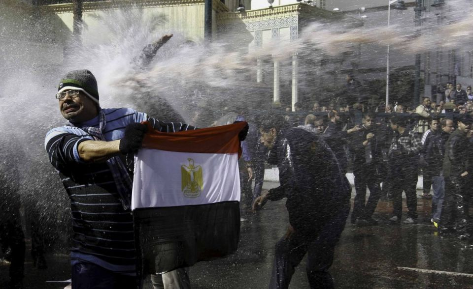 egypt protest III