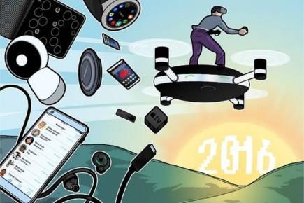 التطورات التكنولوجية التي ستغير حياتنا في2016