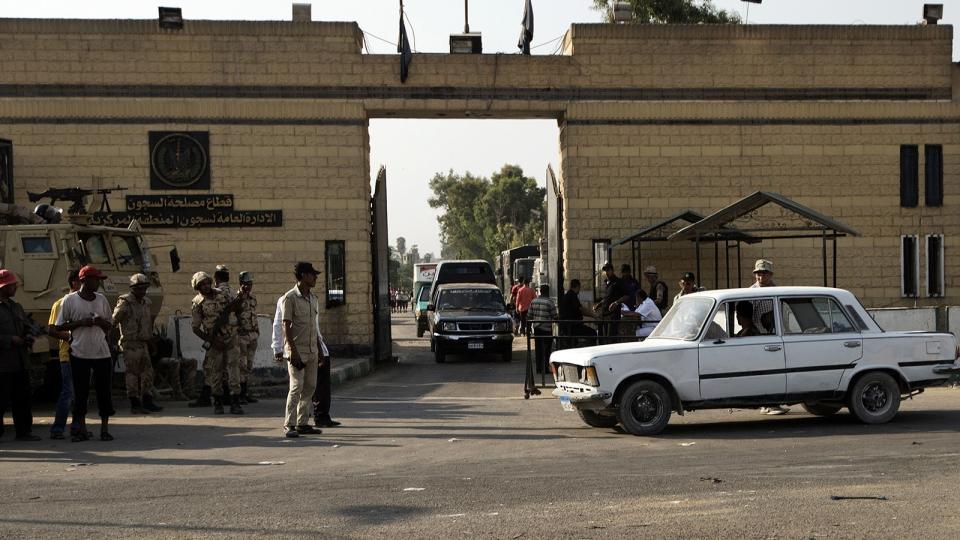 egypt prison tora