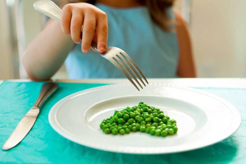 kid-veggie food