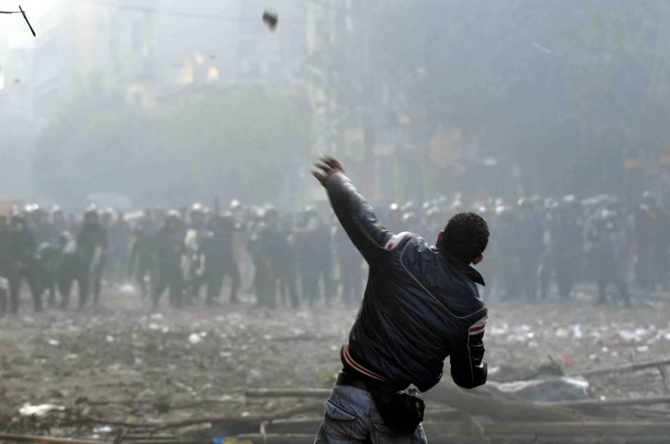 egypt jan25 protest