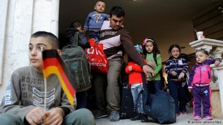 لماذا يفر اللاجئون من ألمانيا إلى ديارهم رغم استمرارالحرب؟