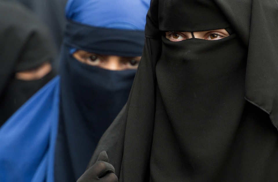 Salafis women