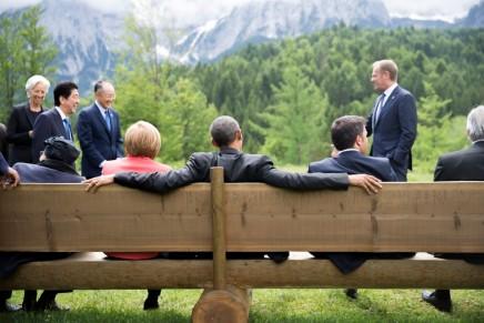بعد سبع سنوات في الحكم: كيف يرى أوباما قادةالعالم