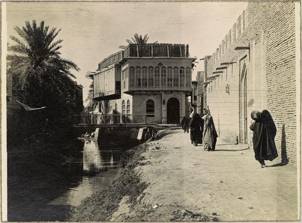 muhammara gulf bahrain old
