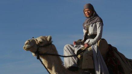 """فيلم ملكة الصحراء: النسخة النسائية من """"لورانس العرب"""" تغفل التاريخ الحقيقيللمنطقة"""