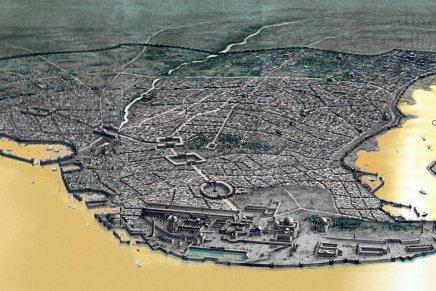 سادت ثم بادت: أكبر تسع عشرة مدينة عبر التاريخ من حيث عددالسكان