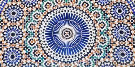هل يمكن أن ينشر الفنُّ الإسلاميُّ السلامَ في الشرقالأوسط؟